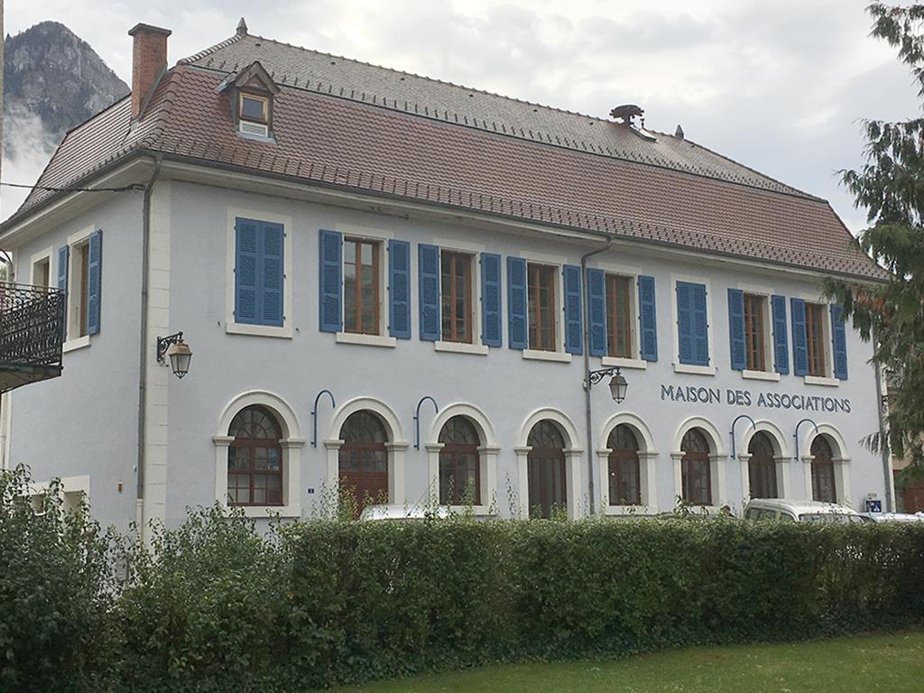 maison des associations de St Laurent du Pont, lieu de répétition de Chartreuse en Choeurs